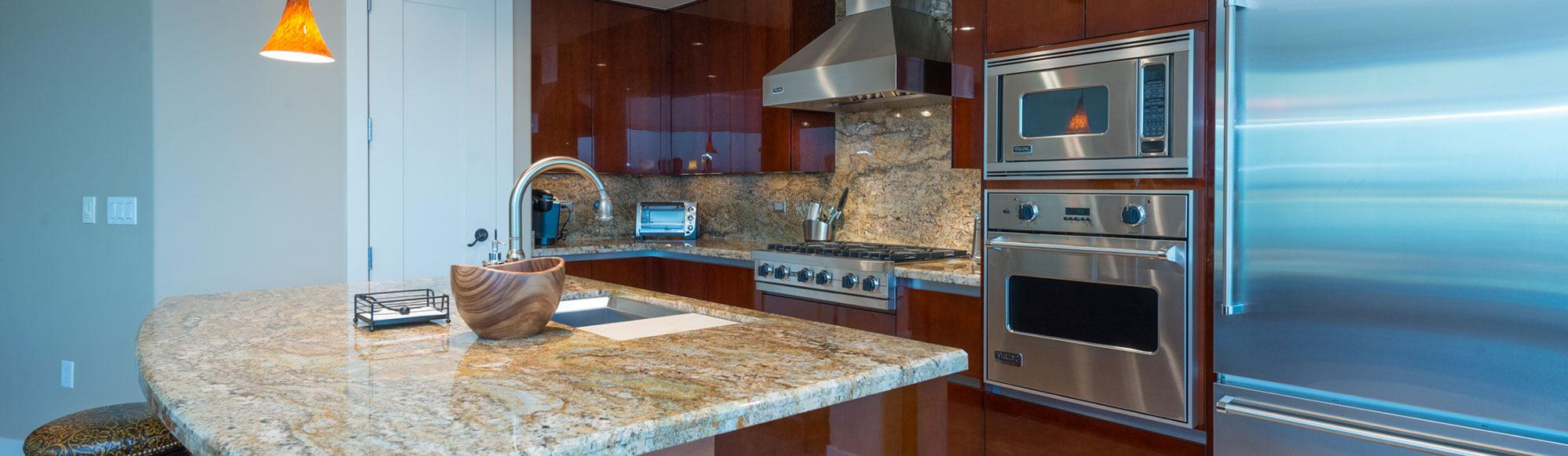 kitchen in Queen Creek home for sale