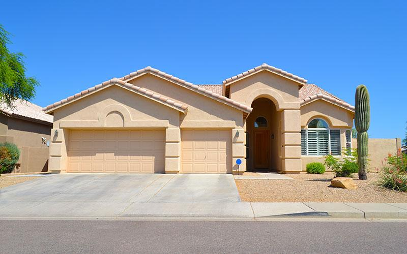 San Tan Heights homes