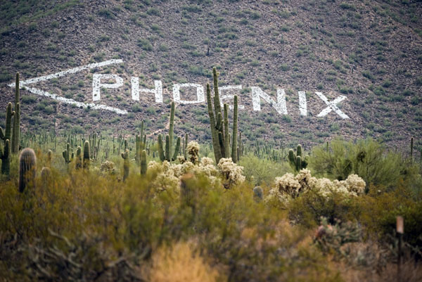 to Phoenix